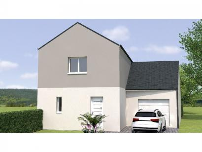 Modèle de maison R120104-3MGI 3 chambres  : Photo 1