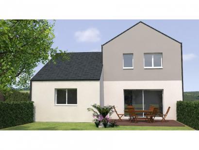 Modèle de maison R120104-3MGI 3 chambres  : Photo 2