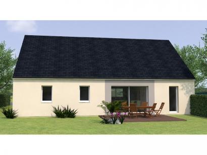Modèle de maison PP20104-4GI 4 chambres  : Photo 2
