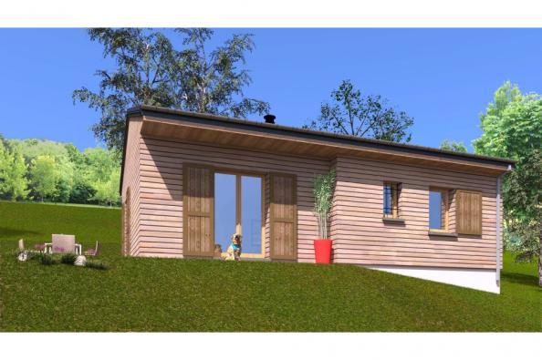 Modèle de maison PP60_P1854V5 2 chambres  : Photo 2