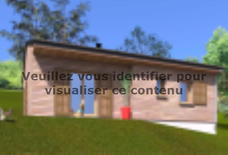 Modèle de maison PP60_P1854V5 : Vignette 2