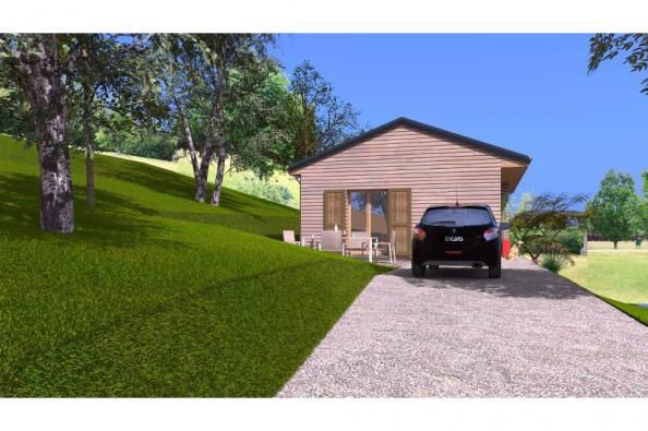 Modèle de maison PP60_P1854V5 2 chambres  : Photo 3