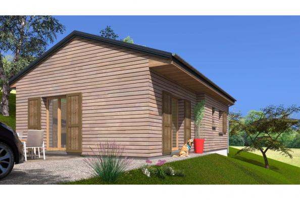 Modèle de maison PP60_P1854V5 2 chambres  : Photo 4