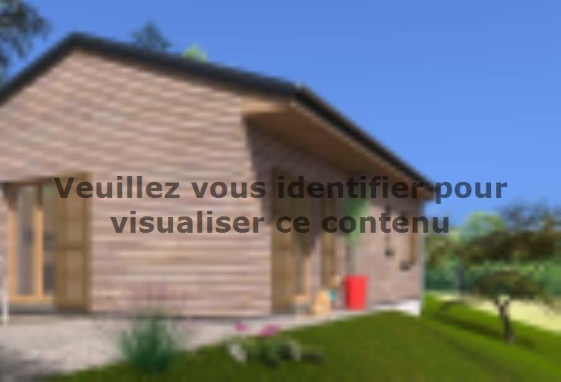 Modèle de maison PP60_P1854V5 : Vignette 4