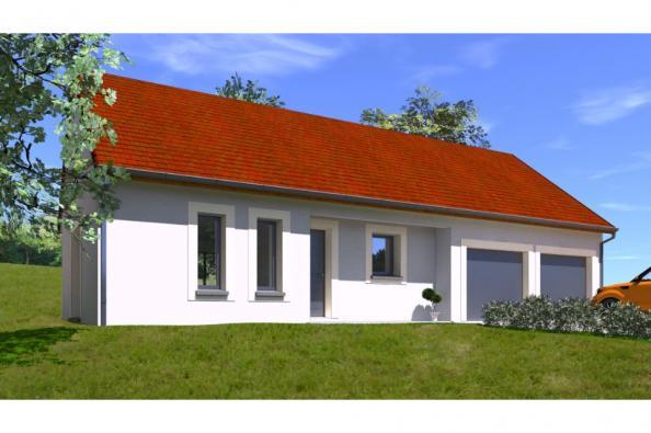 Modèle de maison PP97_P1932V3 3 chambres  : Photo 1