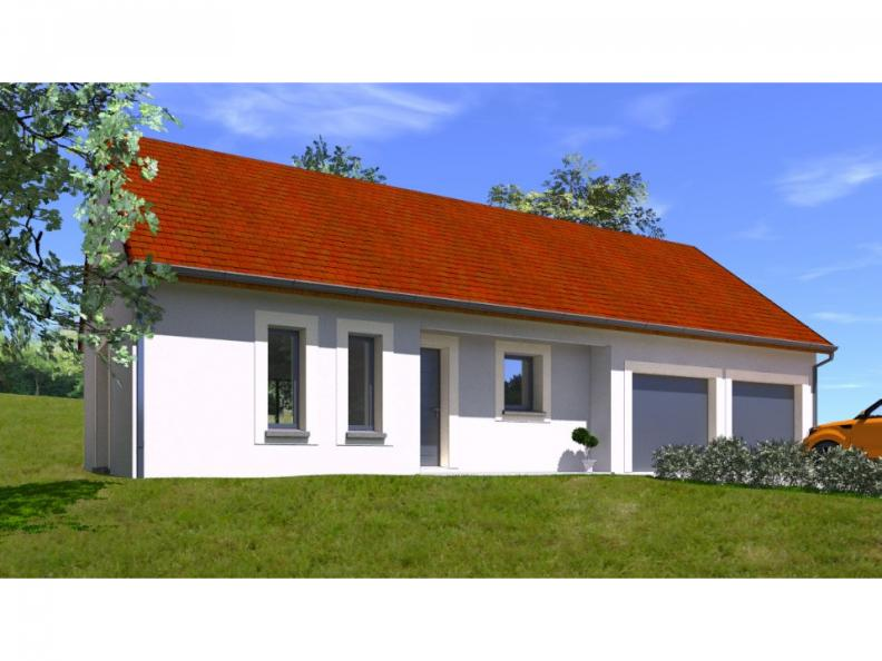 Modèle de maison PP97_P1932V3 : Vignette 1