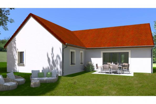 Modèle de maison PP97_P1932V3 3 chambres  : Photo 2
