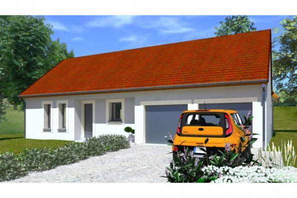 Modèle de maison PP97_P1932V3 3 chambres  : Photo 3