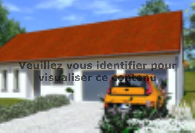 Modèle de maison PP97_P1932V3 : Vignette 3