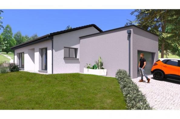 Modèle de maison PP106_P1909V4 3 chambres  : Photo 3
