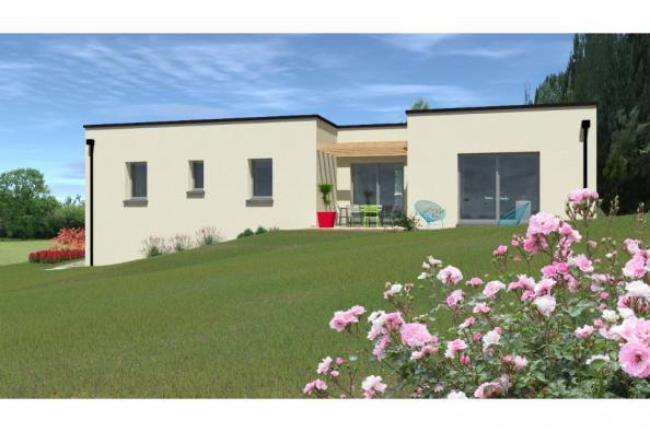 Modèle de maison PP110_P1799V3 3 chambres  : Photo 1