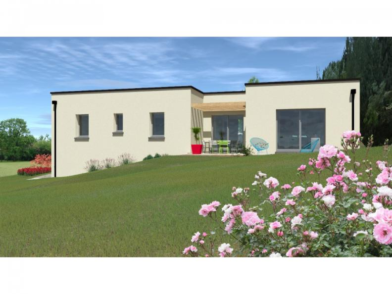 Modèle de maison PP110_P1799V3 : Vignette 1