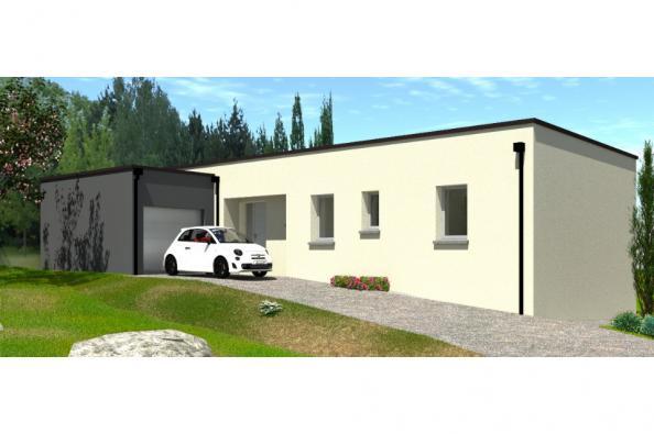 Modèle de maison PP110_P1799V3 3 chambres  : Photo 3