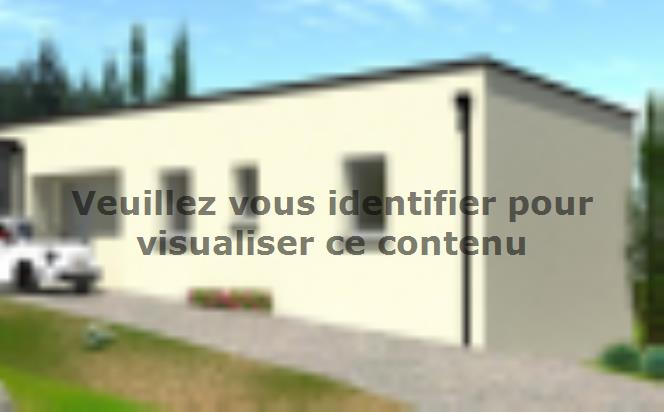 Modèle de maison PP110_P1799V3 : Vignette 3