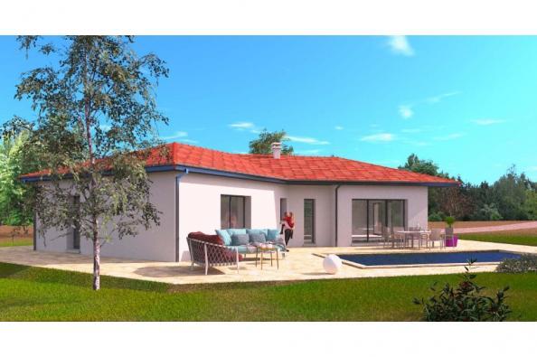 Modèle de maison PP137_P1898V3 3 chambres  : Photo 1