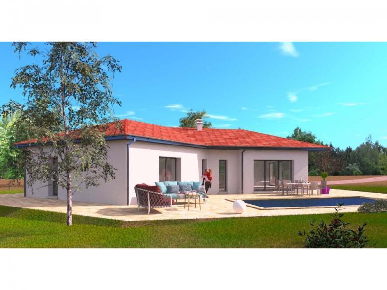 Modèle de maison PP137_P1898V3 : Vignette 1
