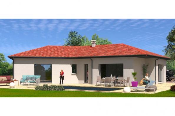 Modèle de maison PP137_P1898V3 3 chambres  : Photo 2