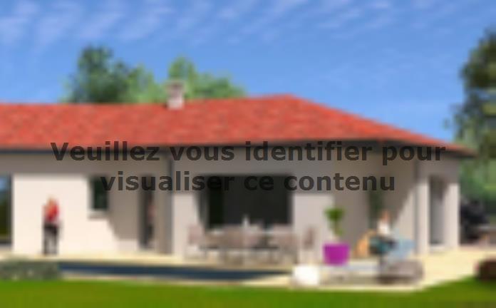 Modèle de maison PP137_P1898V3 : Vignette 2