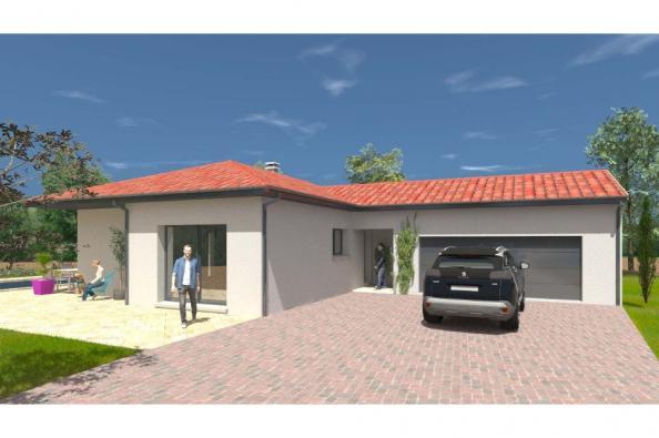 Modèle de maison PP137_P1898V3 3 chambres  : Photo 3