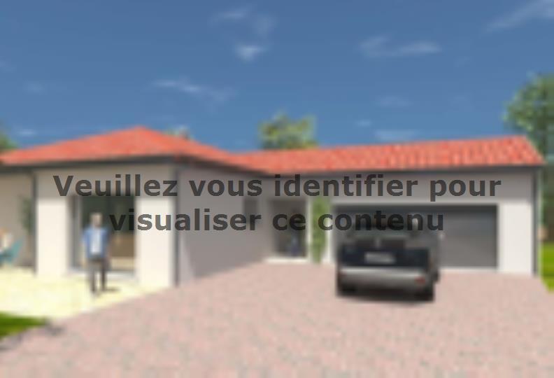 Modèle de maison PP137_P1898V3 : Vignette 3