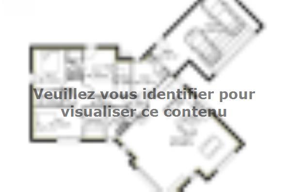 Plan de maison PP137_P1898V3 3 chambres  : Photo 1