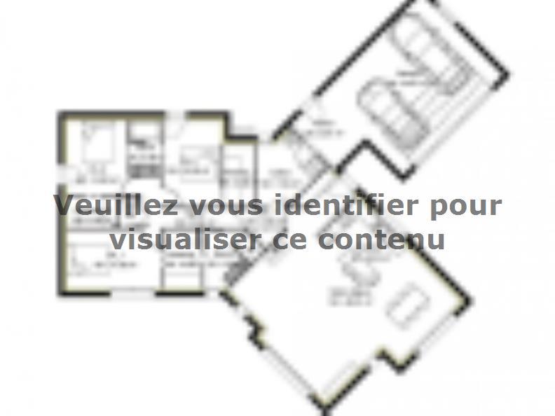 Plan de maison PP137_P1898V3 : Vignette 1