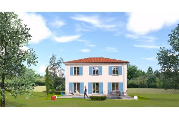 Modèle de maison PPE176_P1883V3 4 chambres  : Photo 2