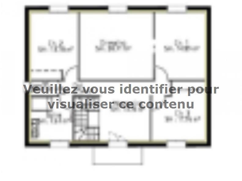 Plan de maison PPE176_P1883V3 : Vignette 2