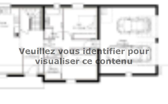 Plan de maison PPE148_P1820 : Vignette 1