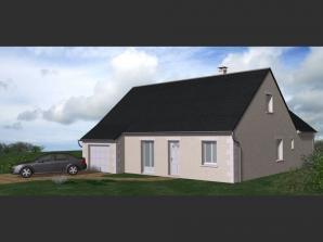 Maison neuve à Sainte-Maure-de-Touraine (37800)<span class='prix'> 182100 €</span> 182100