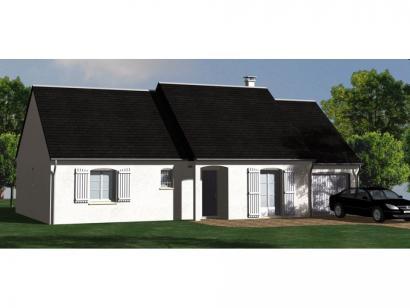 Maison neuve  à  Chargé (37530)  - 191000 € * : photo 1