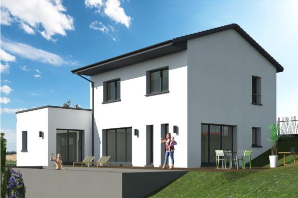 Modèle de maison PPE143_P1150V2 4 chambres  : Photo 1