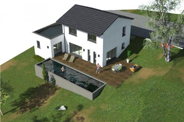 Modèle de maison PPE143_P1150V2 4 chambres  : Photo 2