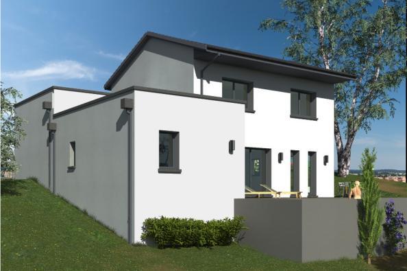 Modèle de maison PPE143_P1150V2 4 chambres  : Photo 3