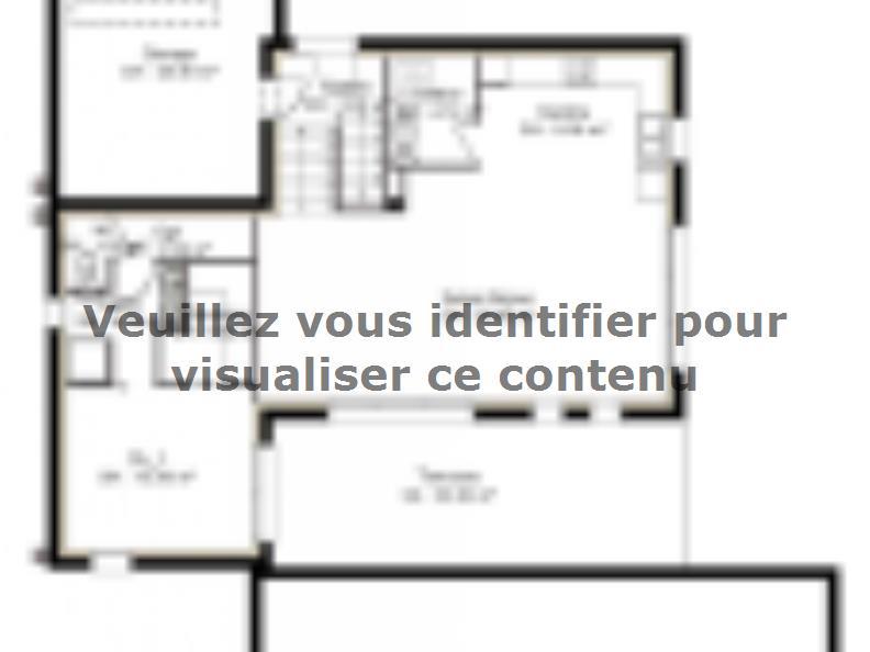 Plan de maison PPE143_P1150V2 : Vignette 1