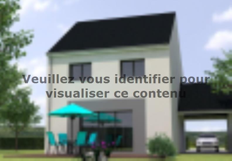 Modèle de maison R12099-3Bpréau : Vignette 2