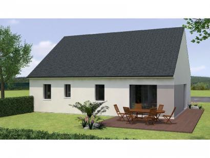 Modèle de maison PP2093-3GI 3 chambres  : Photo 2