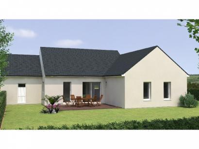 Modèle de maison PPL20112-3BGI 4 chambres  : Photo 2