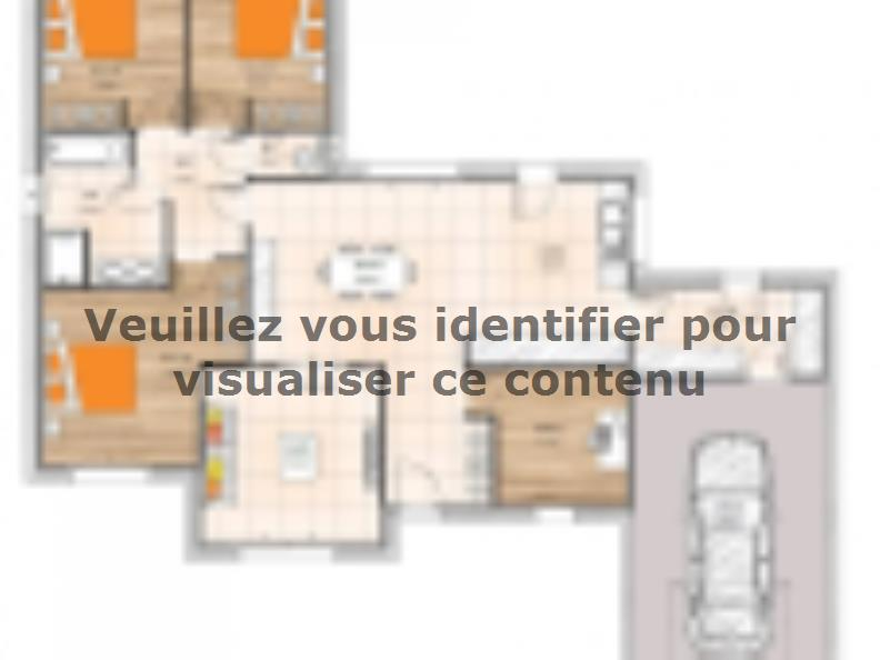 Plan de maison PPL20112-3BGI : Vignette 1