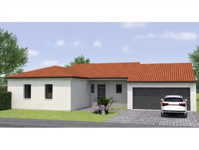 Modèle de maison PPL20121-4GI 4 chambres  : Photo 1