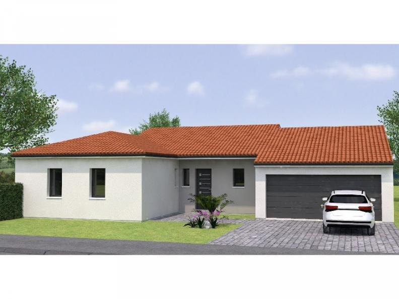 Modèle de maison PPL20121-4GI : Vignette 1