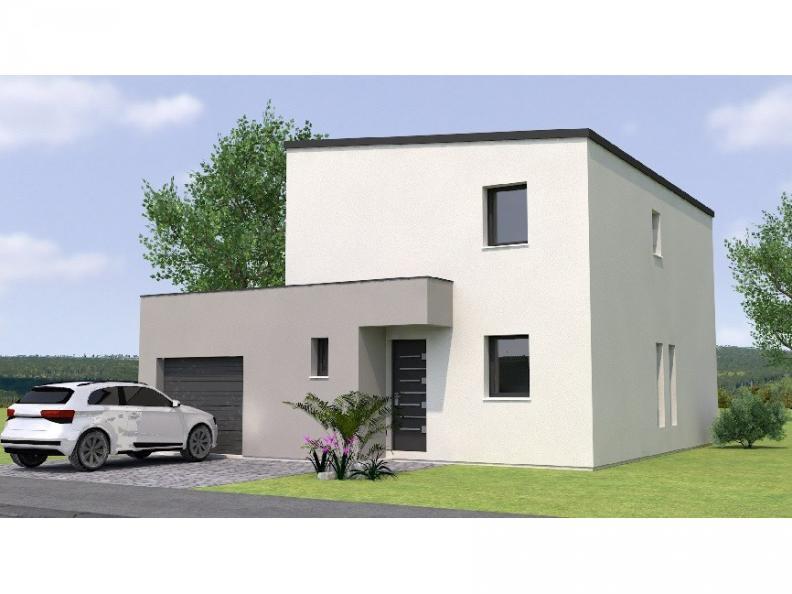 Modèle de maison R1MP2095-3GA : Vignette 1