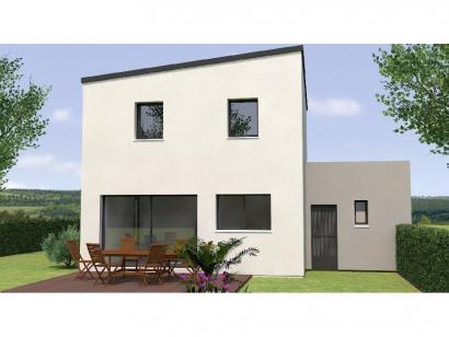 Modèle de maison R1MP2095-3GA 3 chambres  : Photo 2