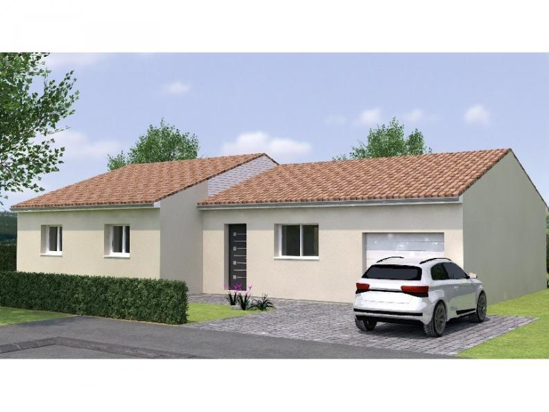 Modèle de maison PP20110-4GI : Vignette 1