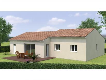 Modèle de maison PP20110-4GI 4 chambres  : Photo 2