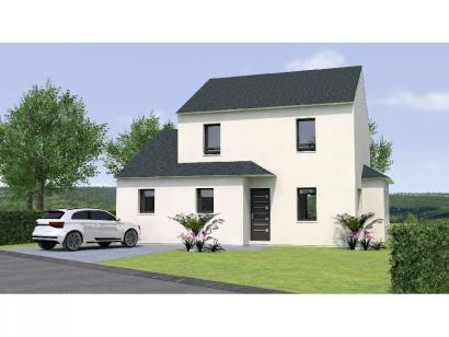 Modèle de maison R120112-4 4 chambres  : Photo 1