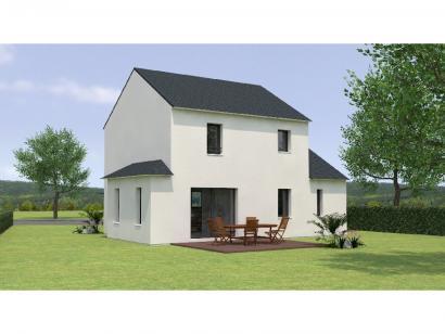 Modèle de maison R120112-4 4 chambres  : Photo 2