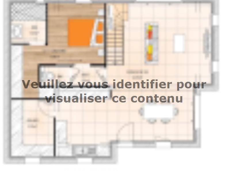 Plan de maison R120112-4 : Vignette 1