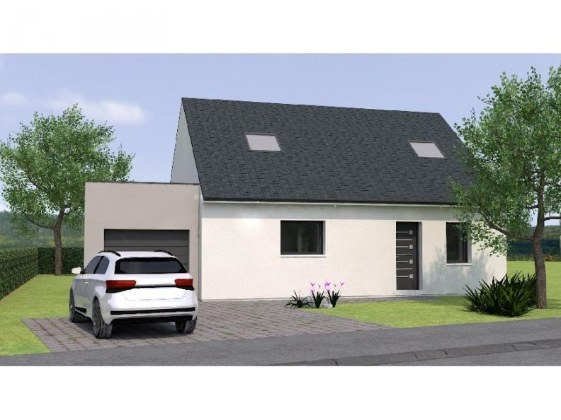 Modèle de maison RCA2096-3GA : Vignette 1