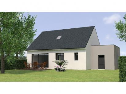 Modèle de maison RCA2096-3GA 3 chambres  : Photo 2